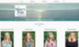 New Eve Creative Whidbey Island Web Design Water's Edge Wellness Center Project