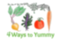 4 Ways to Yummy Cooking Kids Children Families