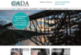 New Eve Creative Whidbey Island Web Design CADA Project