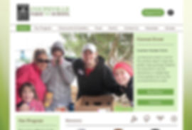 New Eve Creative Whidbey Island Web Design Coupeville Farm to School Project