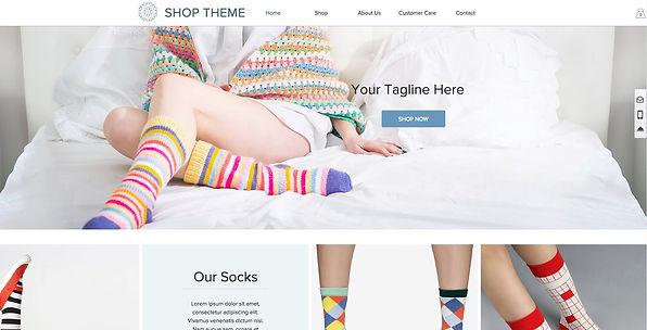 New Eve Creative | Whidbey Island Web Design | Semi-Custom Solutions | Shop Theme