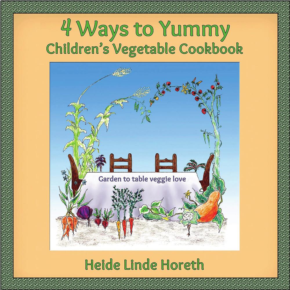 4 Ways to Yummy Cookbook