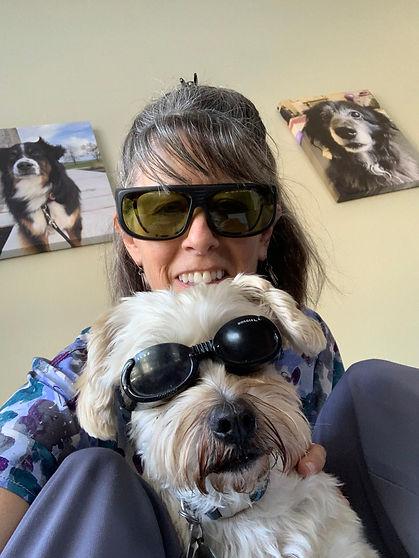 Whidbey Canine Conditioning & Rehabilitation Joey Dog