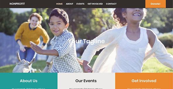 New Eve Creative Web Design Semi-Custom