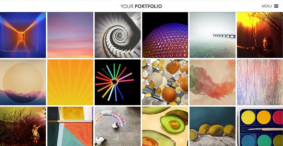 New Eve Creative | Whidbey Island Web Design | Semi-Custom Solutions | Portfolio One Theme