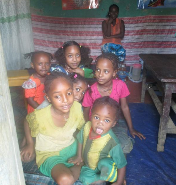 Ethiopian Education Fund Tsion & Friends