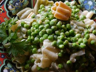 4 Way to Yummy Peas Please! Pasta