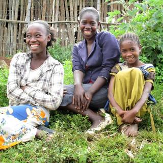 Ethiopian Education Fund Desta & Other Girls