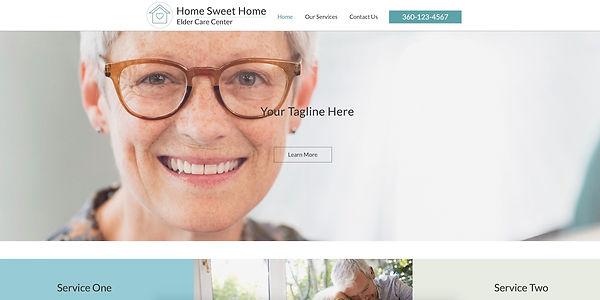 Elder Care Theme New Eve Creative Resize