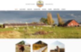 Eckholm Farm Website Project