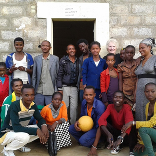 Ethiopian Education Fund Students 2014