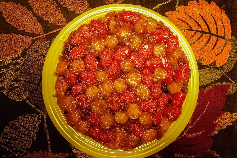 4 Ways to Yummy Tomato Tarte Tatin