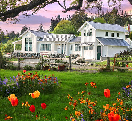 Epstein Custom Homes Quality Home Construction and Remodels on Whidbey Island Crabpoint Cottage