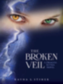 The Broken Veil by Rayna L. Stiner