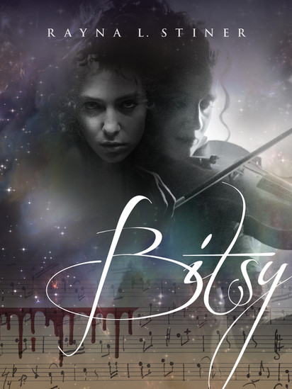 Cover Reveal! Bitsy