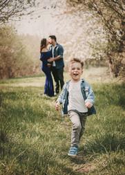Babybauch Fotografie