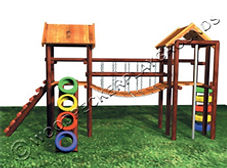 Leopard Rock Jungle Gym Pretoria