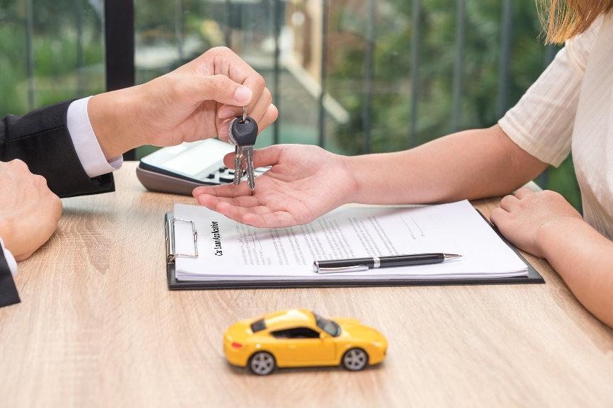 Motor Finance Consultant