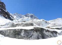 Mestia- glacier