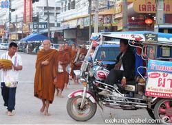 alms_round_Loei_Thailand