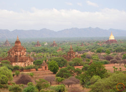 Bagan valley