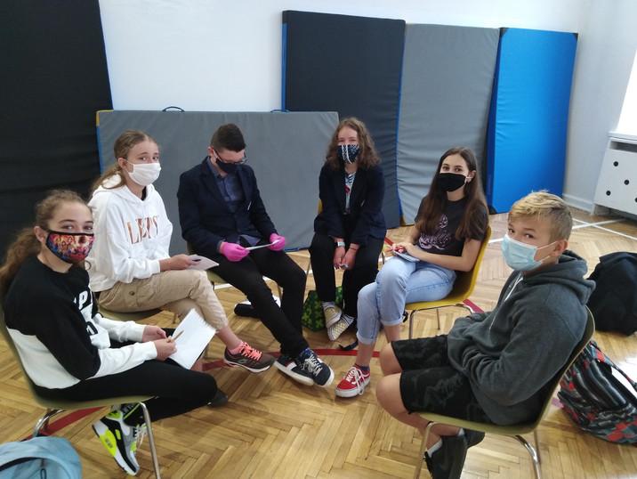 Łódź British School co ja jem gimnazjum