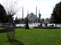 Istanbul_Blue Mosque