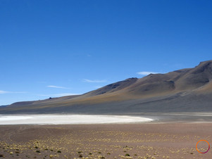 dry lake andes
