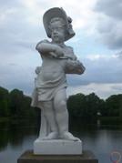 berlin statue