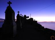 copacabana sunset