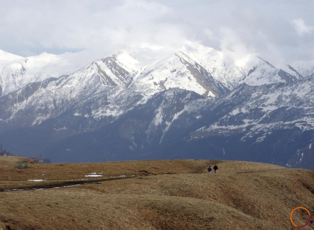 Kazbegi - snow