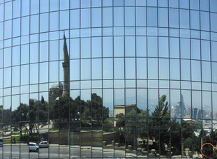 Baku - mirrors
