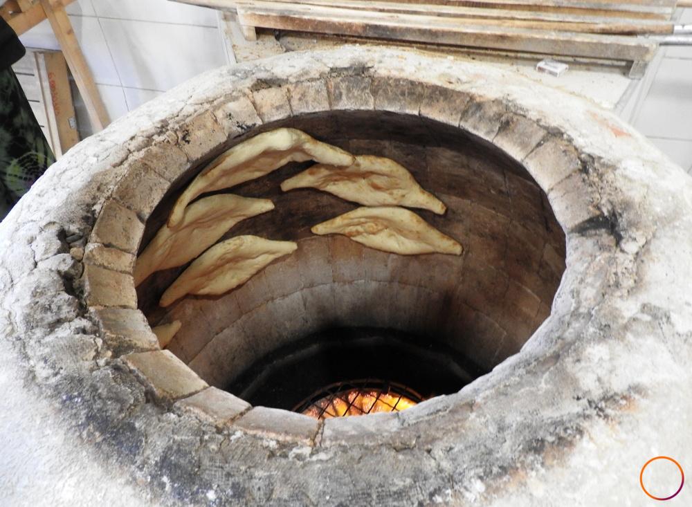 Tbilisi - bread