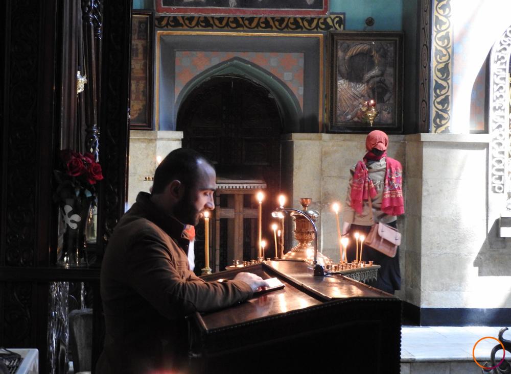Tbilisi - meditation