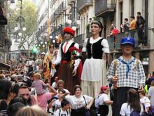 la merce barcelona figures