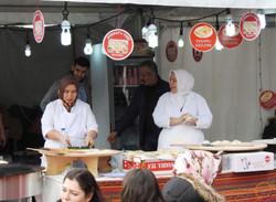 Istanbul_making gozleme