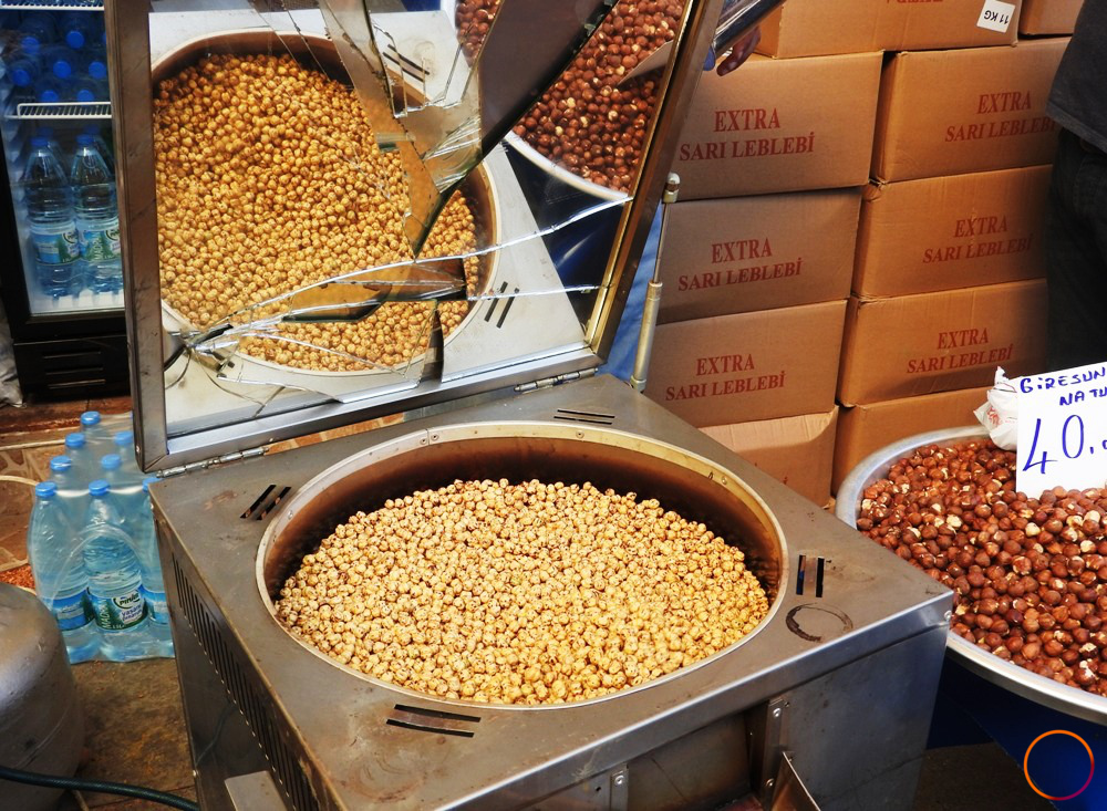 Urla_rosted chickpeas