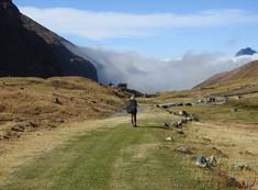 challapampa - cloud forest - el choro trek