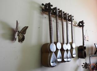 Sheki - instruments