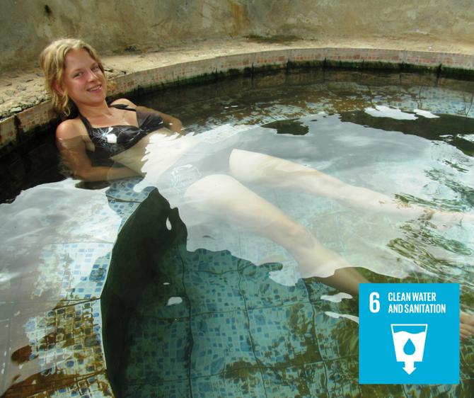 SDG 6: Acqua pulita e servizi igienico-sanitari