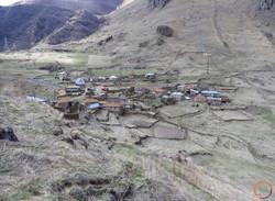 Kazbegi - valley