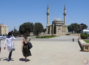 Baku -mosque