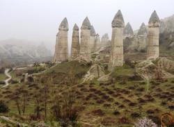 Cappadocia_love valley many