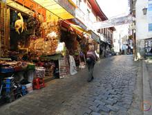 la paz - witches market