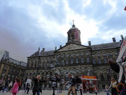 amsterdam - vivid city