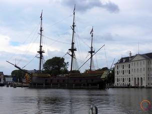 amsterdam galleon