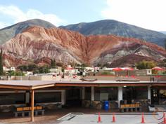 seven color mountain