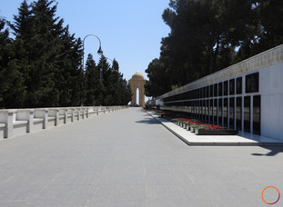 Baku - memorial