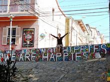 hippiesor happies?