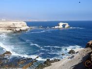 porta de antofagasta and teh city